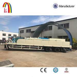 Customized Longer Type with Generator Arch Roofing Roll Forming Machine pictures & photos
