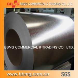 SGCC Gi Hot/Cold Rolled Corrugated Roofing Metal Sheet Building Material Hot Dipped Galvanized/Galvalume Steel Strip