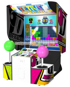 "Game Machine Tetris Giant 88"" Projector Video Game Machine pictures & photos"