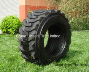 Skid Steer Tyre with Strong Sidelwall for Bobcats and Loaders