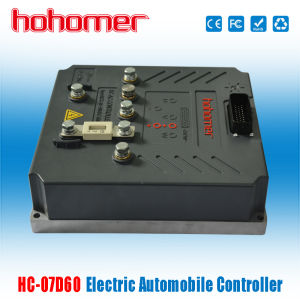 Input DC72V 6 Kw AC Motor Controller for Electric Car