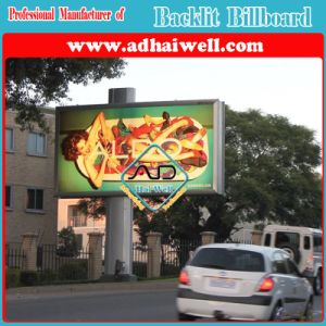 LED Backlighting Outdoor Advertising Billboard Display pictures & photos
