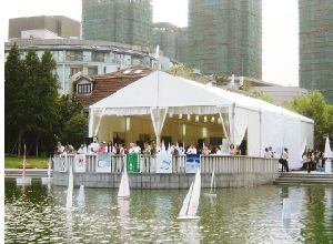 Big Exhibition Tent Wedding Marquee Tent for 3000 Seats pictures & photos