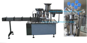 Xl-2 Mini Vial Filling Plugging Capping & Crimping Machine pictures & photos