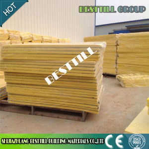 Exterior Wall Fire Resistant Glass Wool Board