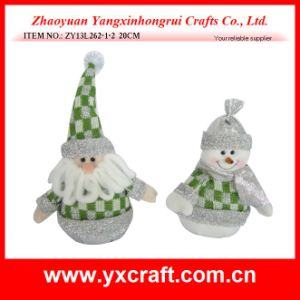 Christmas Decoration (ZY13L262-1-2 20CM) Christmas Indoor Decoration pictures & photos
