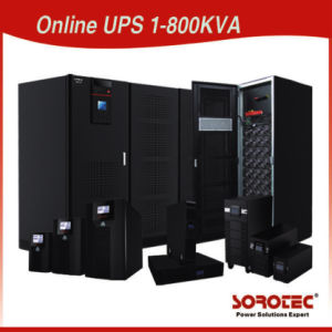 Online UPS 0.9 Output Power Factor 1-800kVA pictures & photos