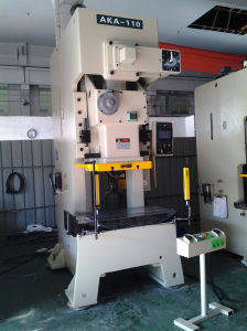 110 Ton Punching Machine for Aluminium Foil, Steel Sheet