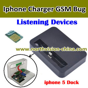 GSM Bug Listening Device with Voice Trigger Function