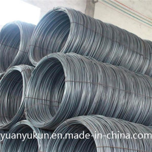 ASTM AISI Standard SAE1008b Iron Wire for Making Nails/Construction 5.0mm pictures & photos
