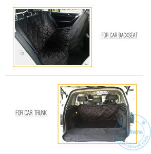 Pet Seat Cover Dog Seat Cover for Cars Dog Hammock (PSC-004E) pictures & photos