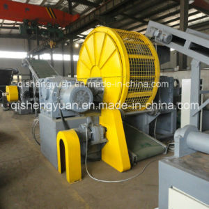 Zps-900 Crumb Rubber Tire Shredder Machine pictures & photos