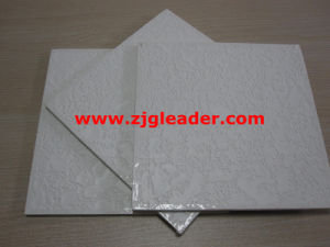 603*603mm Acoustic Mineral Fiber Ceiling Tiles pictures & photos