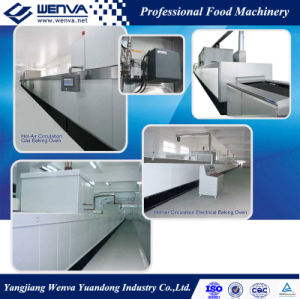 Wenva Full Automatic Biscuit Production Line pictures & photos