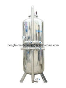 Activated Carbon Filter for Pure Water Producing Process