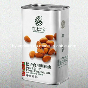 Metal Tin Can for Cooking Oil pictures & photos