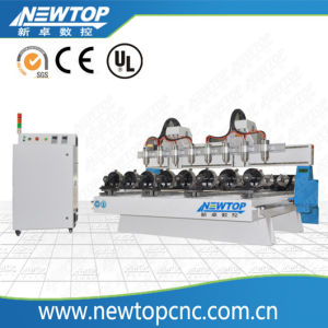 CNC Cuttercnc Engraving Machine1325-8h pictures & photos