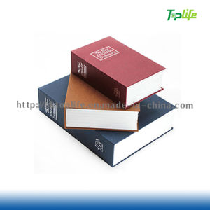 High Quality Hard Steel Dictionary Safe Box Book Safe Box with High Security Tp-Bs12