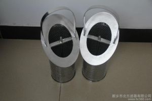 Stainless Steel 304 Through Basked Strainer with Flange pictures & photos