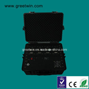 High Power Portable Dds Jammer/ Multi-Band Cell Phone Blocker /Pelican Jammer (GW-VIP JAM5) pictures & photos