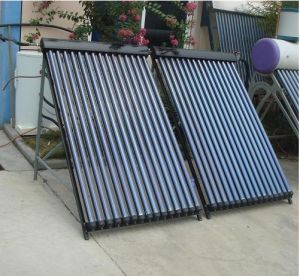 Anti-Freezing Solar Collector for House with CE Certificate pictures & photos