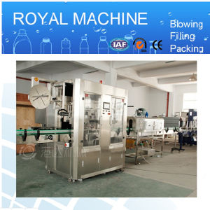 Double Head Automatic Sleeve Labeling Machine pictures & photos