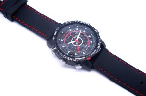 Waterproof Spy Watch Camera Hidden Video Recorder Mini DV 4GB, 8GB (QT-L005)