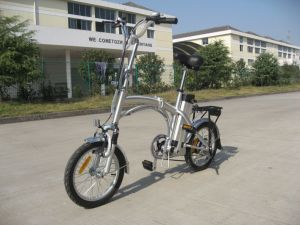 Hot Sale Cheap Bike New Folding E Bike pictures & photos