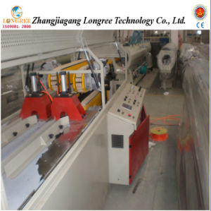 PVC Sewage Double Pipe Production Line pictures & photos