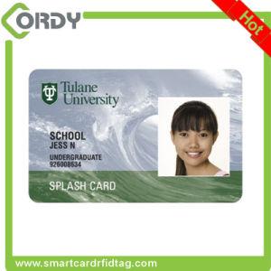 Employee Card Photo China School Pvc Student Plastic Id - Card