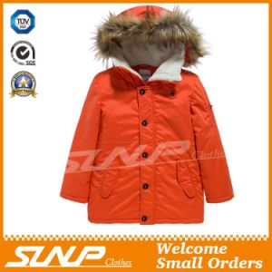 Winter New Design Children Clothing Kids Coat