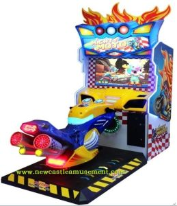 Machine Video Game Mighty Moto Video Game