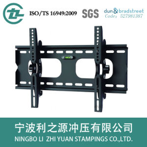 Metal Universal Flat Panel Screen LCD LED TV Wall Mount Bracket pictures & photos
