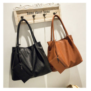 Top Quality Handbag Hobo Bag with Purse