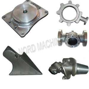 Investment Casting / Precision Casting Parts / Valves (PFT-01) pictures & photos