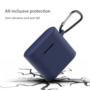 All Inclusive Protection Earphone Case for Xiaomi Air 2 PRO Anti Fall Silicone Earphone Case