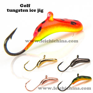 Winter Is Coming Golf Tungsten Ice Jig pictures & photos
