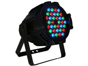 RGB 3W*36 LED PAR Light