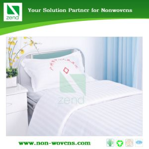 Disposable Nonwoven Fitted Medical Bed Sheet pictures & photos