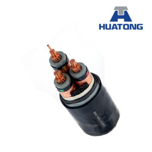 Medium Voltage XLPE Insulated Cable Copper Conductor Power Cable pictures & photos