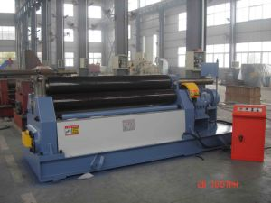 W11 Mechanical Three Rollers Symmetric Rolling Machine (W11) pictures & photos