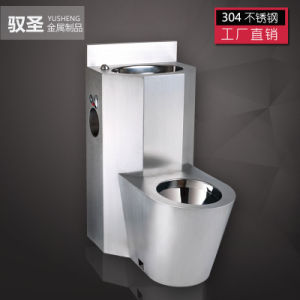 Basin China Stainless Steel Toilet