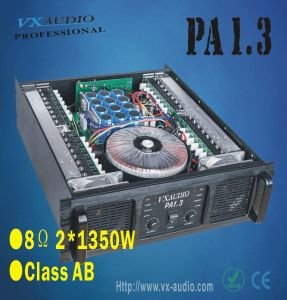 Class Ab 1350W High Quality Professional High Power Amplifier (PA1.3) pictures & photos