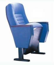 Church Chair Auditorium Seat, Conference Hall Chairs Push Back Auditorium Chair Plastic Auditorium Seat Auditorium Seating (R-6158) pictures & photos