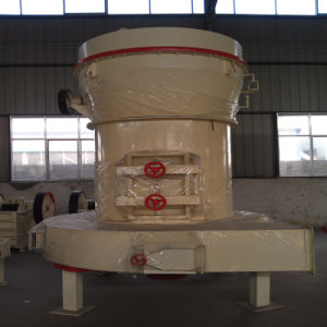 High Pressure Suspension Mill for Grindng Mining Materials