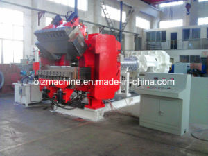 Pin barrel rubber extruder pictures & photos