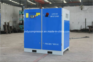 Air Cooled Stationary Screw Compressor