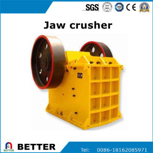 PE Series Rock/Stone/Jaw Crusher with High Quality (PE500*750)