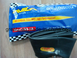 Wholesale High Quality Butyl Motorcycle Inner Tube 3.50-16 pictures & photos