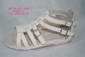 Children Leather Shoe (2767-0484)